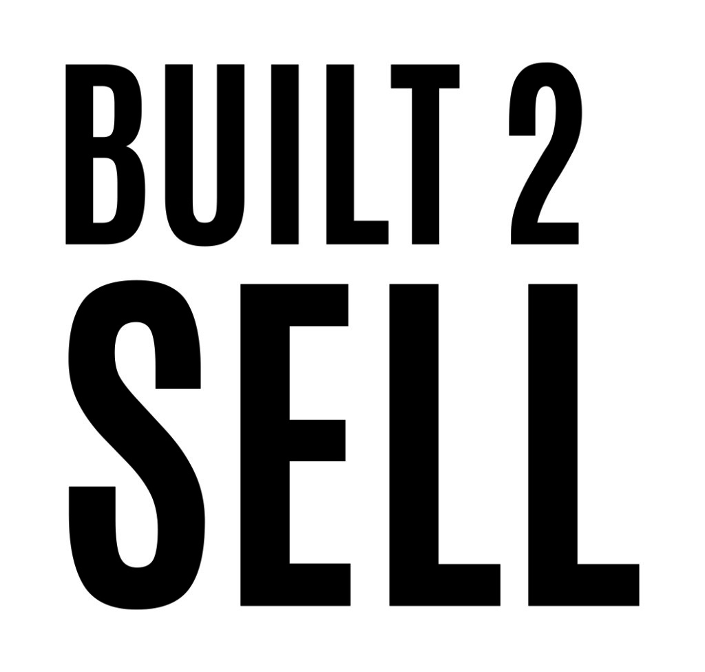 Built 2 Sell Icon